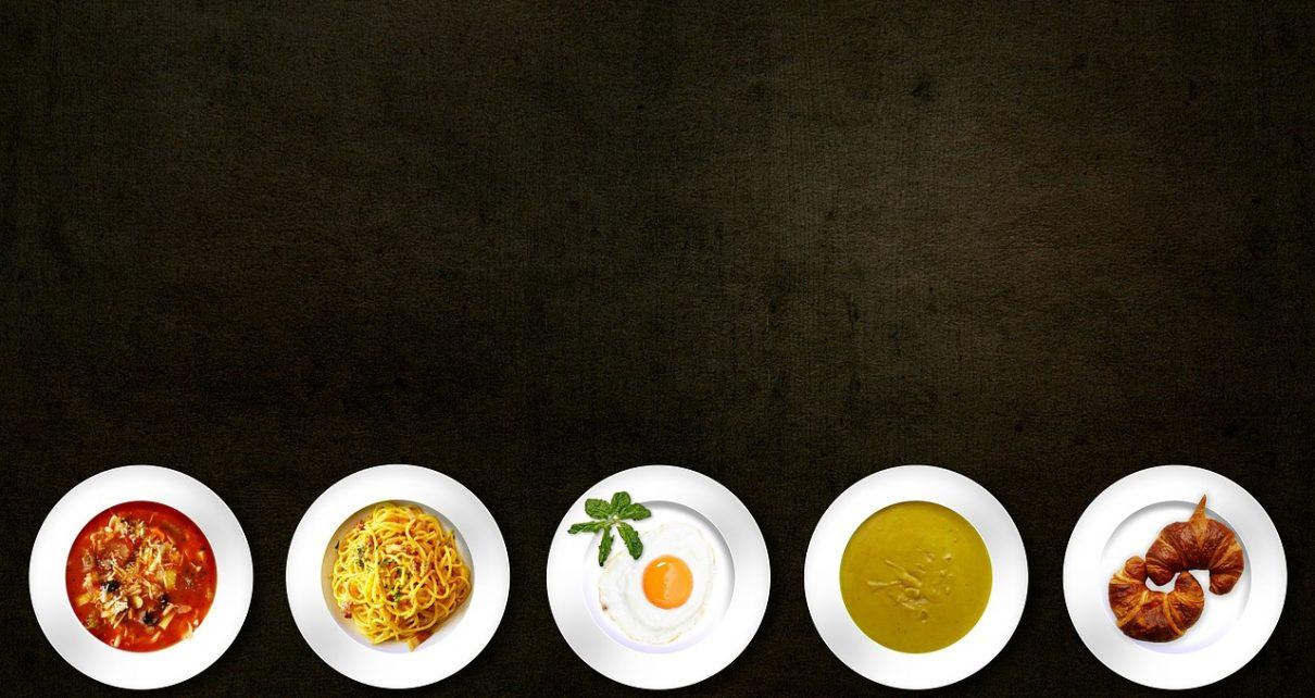 Talerze w restauracji – element niezbędny