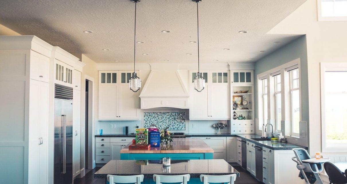 Jak zapanować nad porządkiem w kuchni?
